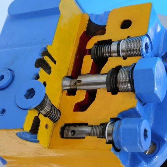 Hitachi EX150 Hydraulic Fianla Drive Motor