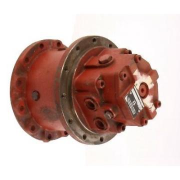 Nabtesco GM09VL2-A-23/37-9 Hydraulic Final Drive Motor