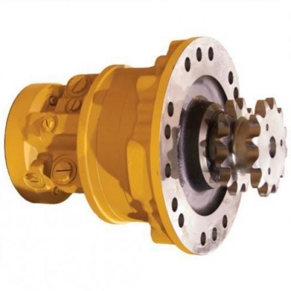 JOhn Deere 490E Hydraulic Final Drive Motor #3 image