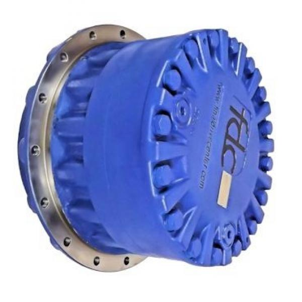 JOhn Deere 493D Hydraulic Final Drive Motor #3 image