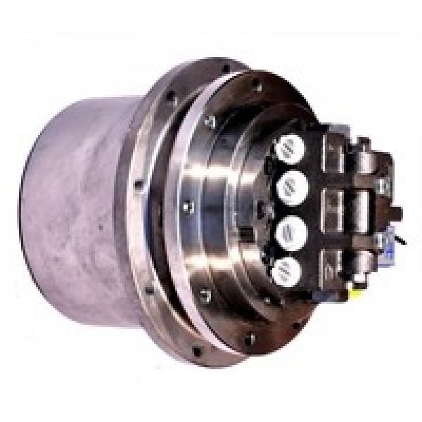 Hitachi KX75UR Hydraulic Fianla Drive Motor #3 image