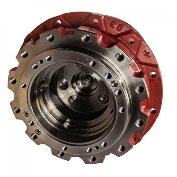 Hitachi ZX35 Hydraulic Fianla Drive Motor #3 image