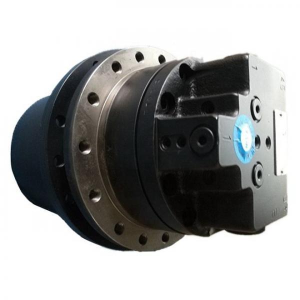 Hitachi KX75UR Hydraulic Fianla Drive Motor #1 image