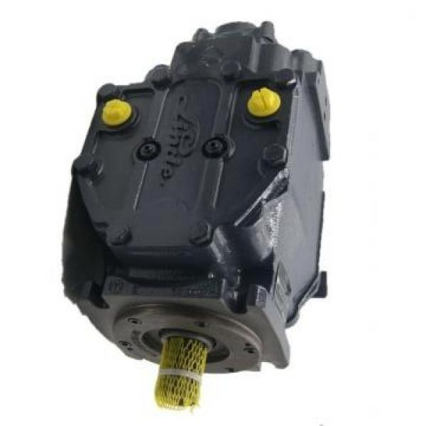 Hitachi ZX120 Hydraulic Fianla Drive Motor #1 image