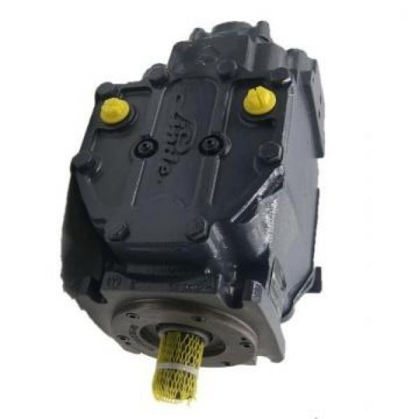 Hitachi ZX50U-2 Hydraulic Fianla Drive Motor #1 image