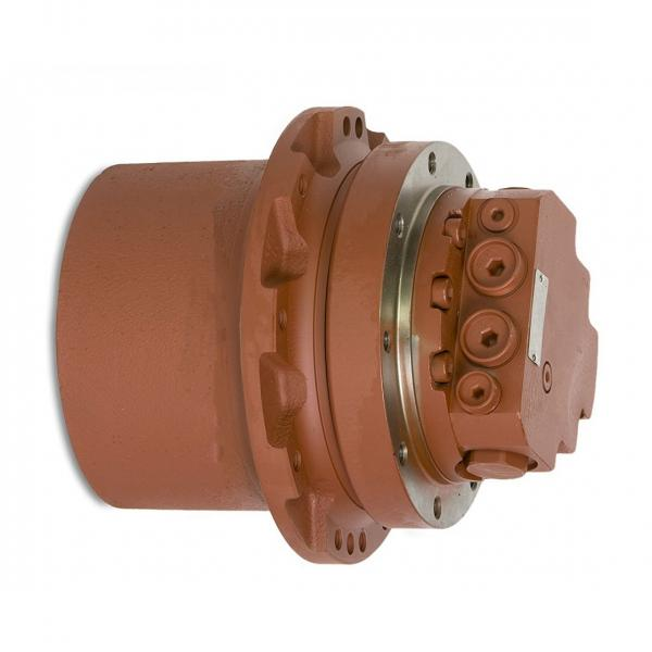 Bobcat 323 Hydraulic Final Drive Motor #2 image