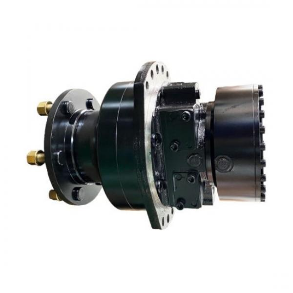 Bobcat 324 Hydraulic Final Drive Motor #2 image