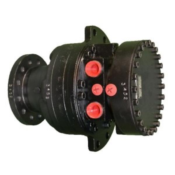 Bobcat 334g Hydraulic Final Drive Motor #3 image