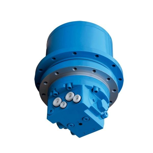 Doosan 133-00229A Hydraulic Final Drive Motor #2 image