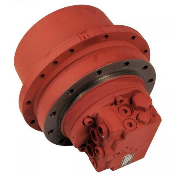 Nabtesco GM06VA-A-15/26-1 Hydraulic Final Drive Motor #1 image